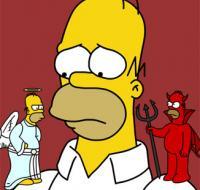 Homer Simpsons e seus Pensamentos para o Século 21