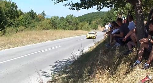 Um acidente em um rally na Sérvia matou três pessoas