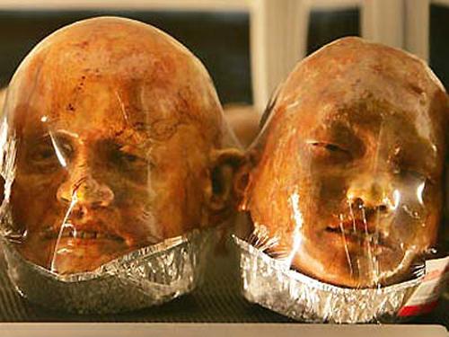 Veja pães bizarros que parecem pedaços de corpo
