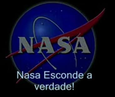 Revelados os segredos da NASA