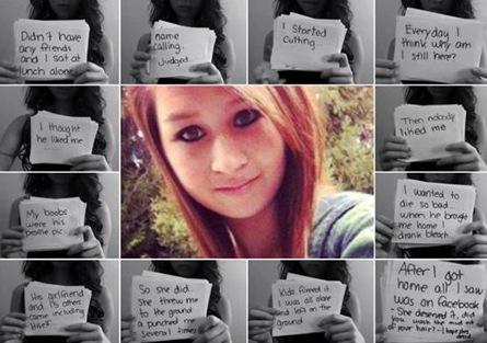 Comoção geral na internet depois do suicídio de uma vítima de cyberbullying