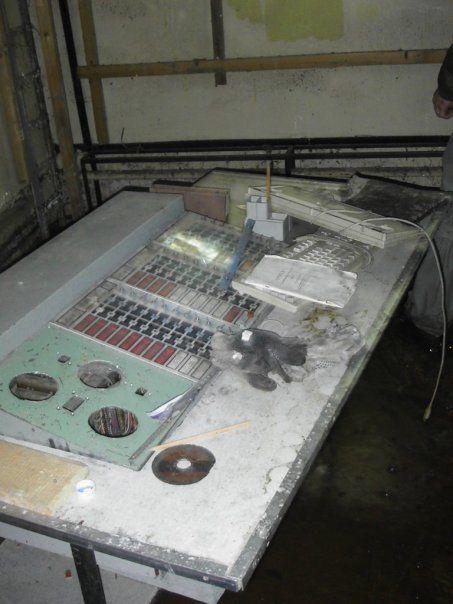 A misteriosa rádio UVB-76 que funciona há mais de 30 anos em um local abandonado