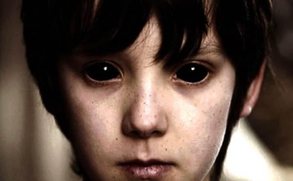 O mistério das crianças de olhos negros