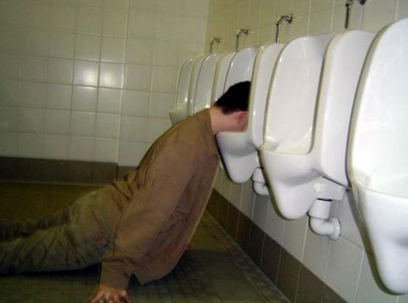As mais divertidas e memoráveis fotos de pessoas bêbadas