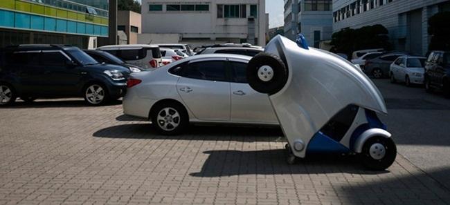 Carro dobrável é criado para facilitar na baliza