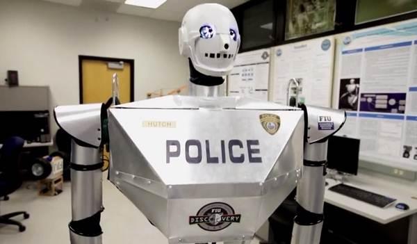 """RoboCop"" da vida real está sendo testado nos EUA"