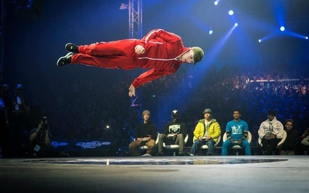 Campeonato mundial de B-Boys reuni incríveis dançarinos