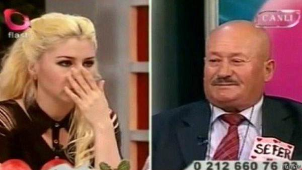 Após matar suas duas ex-mulheres, turco participa de programa na Tv para arrumar namoro