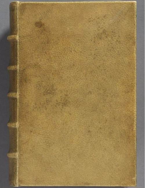 Livro da biblioteca de Harvard é encadernado com pele humana