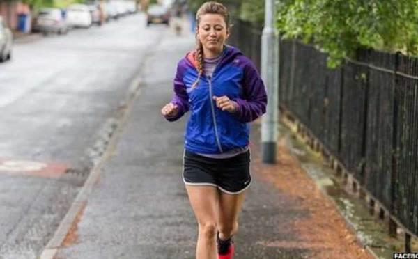 Mulher espera entrar para o Guinness Book correndo 53 maratonas em 53 dias