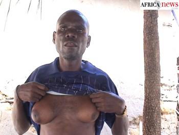 Homens da Tanzânia desenvolvem seios