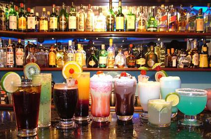 Bebidas e seu valor calórico