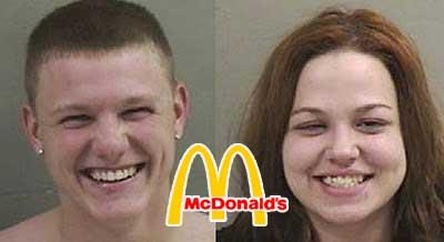 Casal Peladão tenta comprar lanche no McDonald's