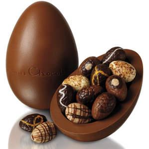 Empresas se juntam para criar ovos de páscoa que já vem com remédio anti espinhas