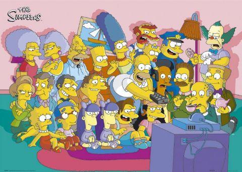 Saiba em quem foram inspirados os principais personagens dos Simpsons
