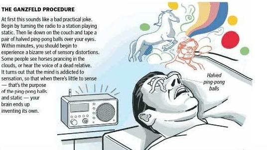 5 experiências para hackear seu cérebro e ter sensações alucinógenas