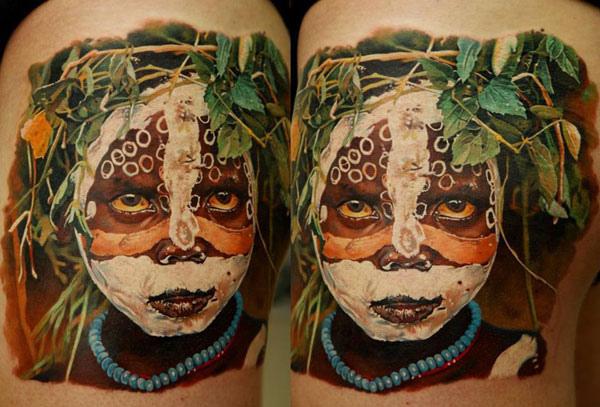 Tatuagens pra lá de reais