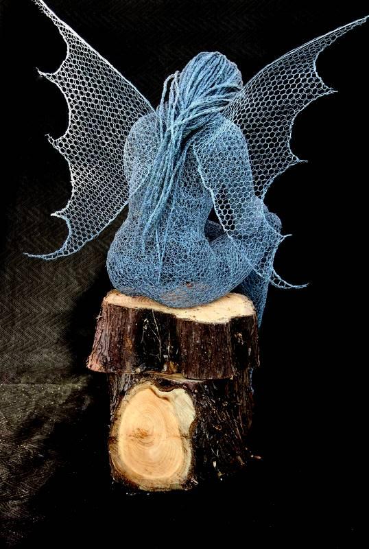 Incríveis esculturas de arame