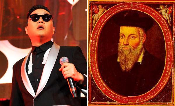 Fim do mundo estaria relacionado com a música Gangnam Style, segundo profecia do século XVI