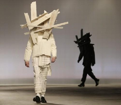 O desfile de modas mais bizarro que você já viu