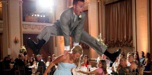 Fotos de casamentos muito loucos