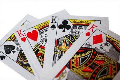 Você sabe quem são os reis do baralho?